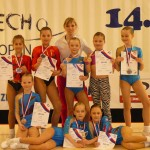 8th Czech aerobic open 14.-16.3.2014