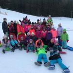 Víkend na lyžích 2020