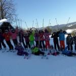 Víkend na lyžích 13.-15.2.2015