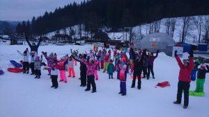 5. víkend na lyžích 2019