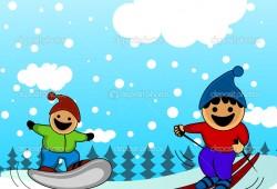 Pořádáme pro děti víkend na lyžích (i bez lyží :-))