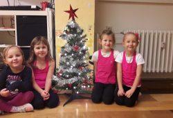 Tréninkový vánoční stromeček