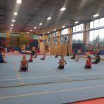 Tréninky gymnastiky