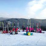 4.víkend na lyžích únor 2018