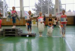 Aerobic tour Tlumačov