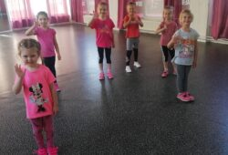 Konečně trénujeme v tělocvičně :-)